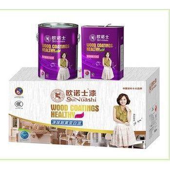 供应中国绿色建材产品净味耐黄变白木器漆