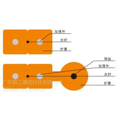 皮线光缆 通信产品光纤光缆 综合布线产品 赖工通信为您服务