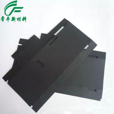 东莞【常丰】供应PC麦拉绝缘片 耐高温等级黑色透明电源迈拉片