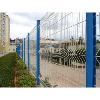 供应钢丝护栏网,铁网,欧式护栏网