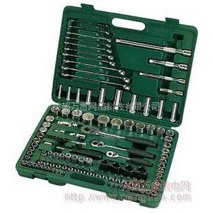 供应世达工具总代理 世达120+1件6.3*10*12.5MM系列综合组套 09014A