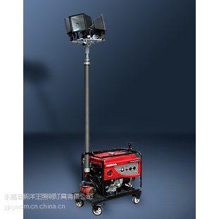 供应SFW6110B(全方位自动泛光工作灯)SFW6110B移动照明泛光工作灯乐清海洋王价格