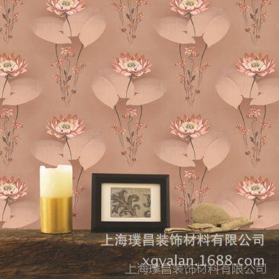 墙纸厂家批发进口美国壁纸卧室客厅壁纸家装壁纸3D墙纸