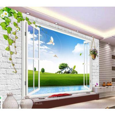 江苏省瓷砖彩绘机主题背景墙印花机广告喷绘机