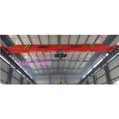 供应河南矿山LDA型电动单梁桥式起重机