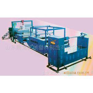 供应PE低发泡板材(瓶盖垫垫片胶垫)生产线烟台塑机