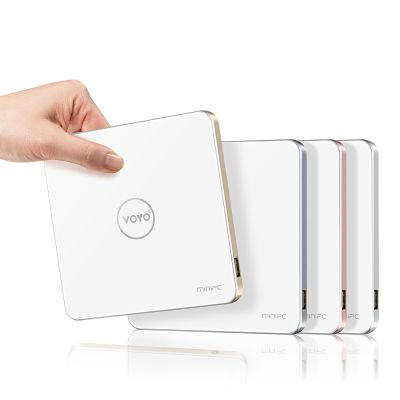 VOYO 主机V3 intel X7 Z8700 Win10迷你台式小主机128GB SSD 机顶盒