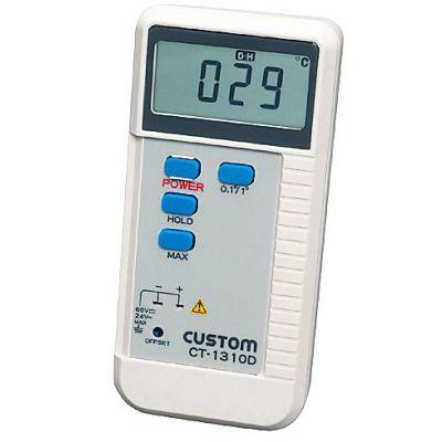 日本CUSTOM CT-1310D数字温度计