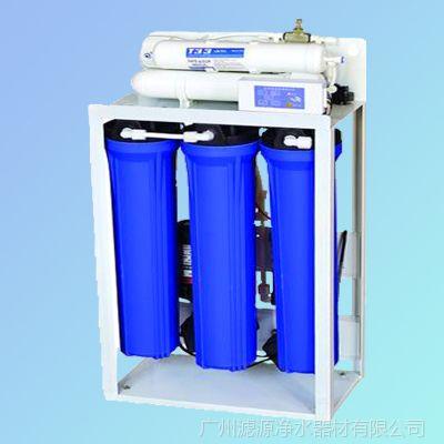 供应宾馆饮用纯水机 小型反渗透纯水设备价格 200加仑商用纯水机厂家