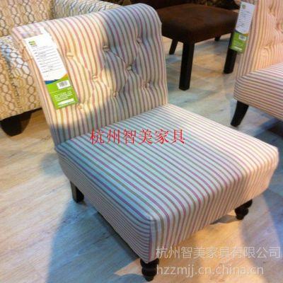 供应杭州哪家厂可以定做咖啡厅沙发星巴克满记甜品店实木桌椅智美家具更专业