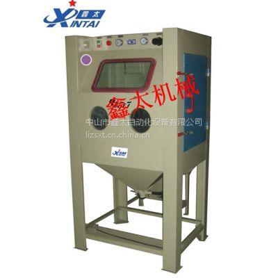 供应厂家直供中山环保手动干式喷砂机/潮州干式喷砂机/喷砂处理机