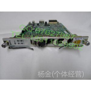 供应中兴ZXA10 C300OLT局端设备专用4口上行板 GUFQ上联板 带模块