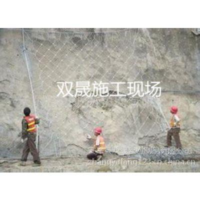 双晟新疆包山主动边坡防护网生产商/多钱一平米