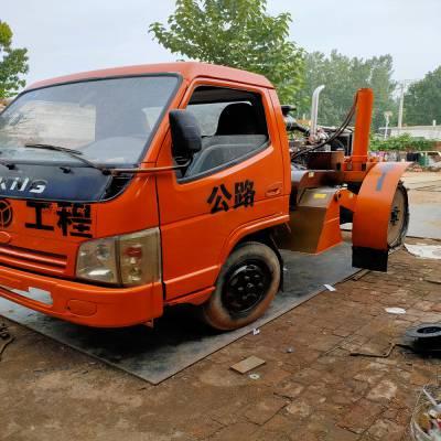 供应供应汽车式国省公路专用路边石开槽机-LT/HJ型