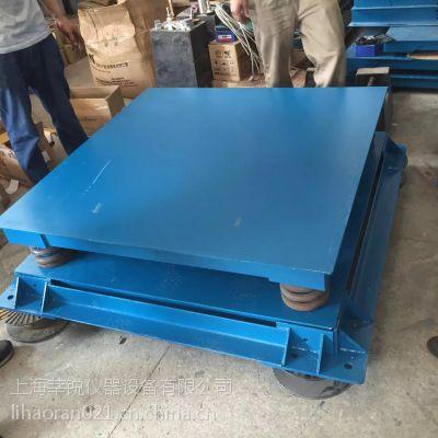 批发供应1T-30T缓冲型电子地磅尺寸_抗冲压小地磅价格 SCS重型地磅厂家