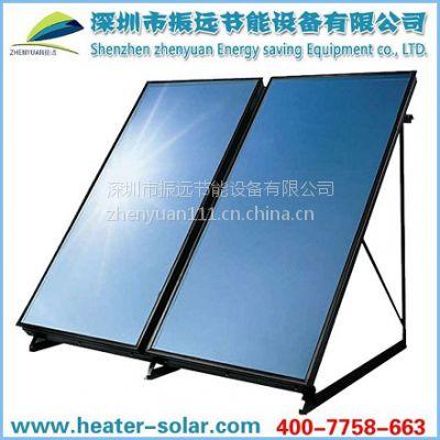厂家【工程家用】平板太阳能集热板 2m*1m 承压1.2Mpa 钢化 批量