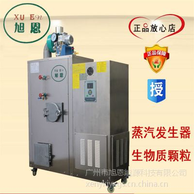 生物质蒸汽锅炉发生器 全自动颗粒节能环保商用智能补水小型蒸汽锅炉