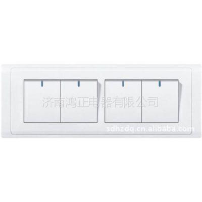 供应西蒙优质产品S118-02系列SM-006大四开单控开关  量大从优