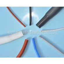 供应优质弹性硅胶热缩管具有柔软厚壁硅胶热收缩绝缘套管