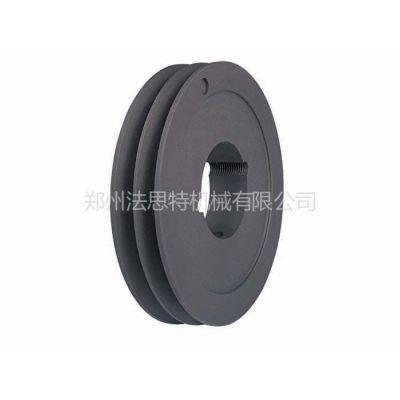 供应SPA皮带轮 锥套皮带轮 欧标皮带轮 三角皮带轮