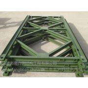 贝雷片生产厂家南方贝雷专业生产321贝雷片及钢桥配件