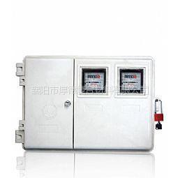 供应三相二表位SMC玻璃钢电表箱