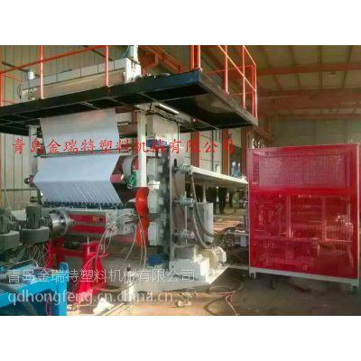 供应PVC灯箱布生产线 PVC复合布设备 多辊压延灯箱布机器