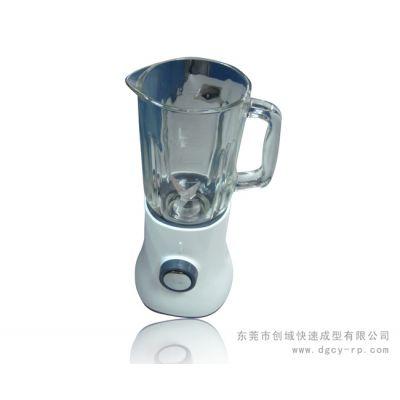 供应CNC加工厨房小家电器豆浆机手板 家电手板模型价格