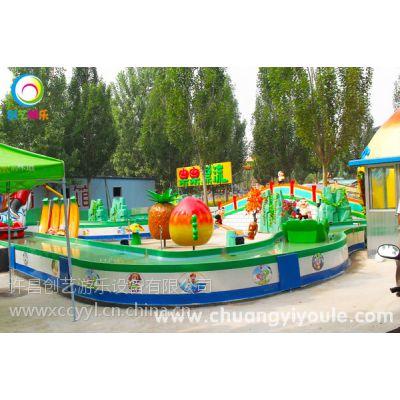 供应 儿童游乐 花果山漂流游乐设备