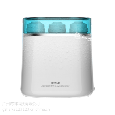广州海科泉佳饮 直饮 高能量活化水机 超滤水机 家用净水器代工