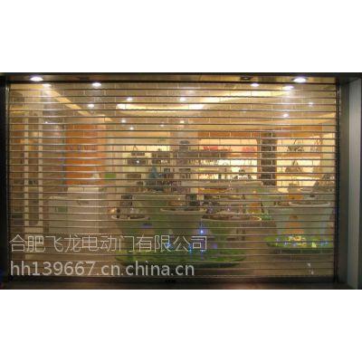 合肥水晶门、大型超市水晶门安装维修