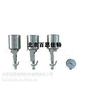 xt14395不锈钢薄膜过滤器/细菌过滤器/液体过滤器(3联不带泵)