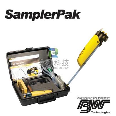 加拿大BW型号GA-SPAK外置气体电动采样泵(SamplerPak)