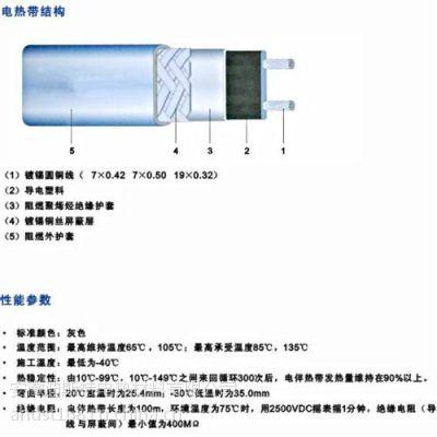泰安市电伴热,电伴热设计,安徽迪斯特电热材料(多图)