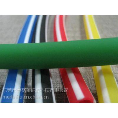 硅胶管,东莞梅林硅橡胶制品(图),硅胶套管