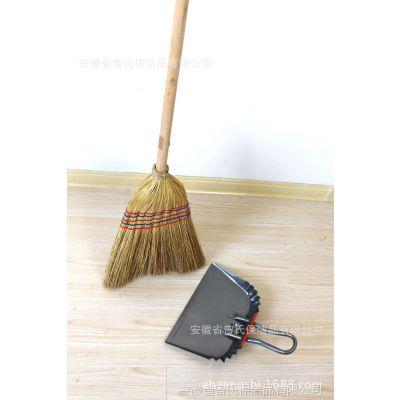 厂家直销黄金丝扫把,高粱草扫帚