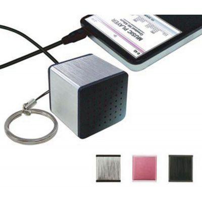 供应小方块音箱  手机音箱  吊饰音箱   迷你便携音箱