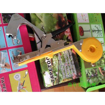 寿光蔬菜大棚专用绑枝机 手持式经济高效茎蔓植物绑枝机