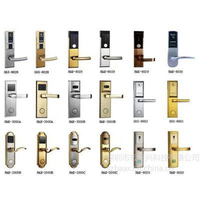 供应成都地区宏安兴智能门锁 刷卡门锁、宾馆门锁系统、宾馆门锁 酒店锁