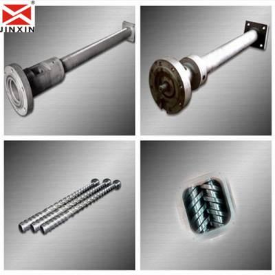 供应PVC包纱管挤出机螺杆/PP-R塑料管材挤出机料管/金鑫行业先锋!