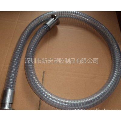 供应食品级软管,TPU钢丝软管,塑料软管