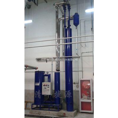 供应蒸汽锅炉解析除氧器