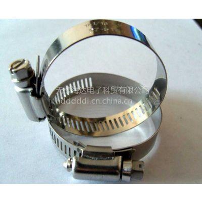 供应生产大量电力标牌专用不锈钢扎带扎带-不锈钢扎带 不锈钢喉箍