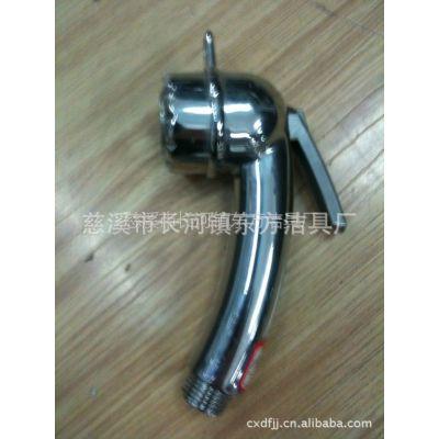 供应[慈溪东方洁具] AX-035电镀小喷枪妇洗器
