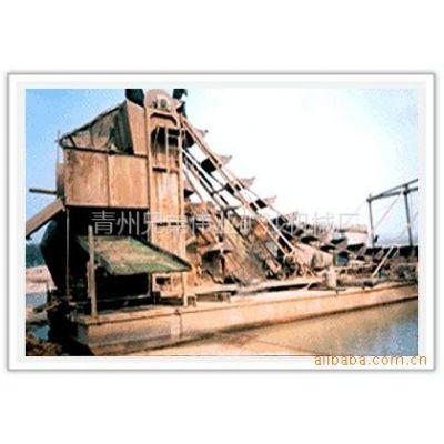 供应淘金船  淘金设备专业制造   青州兄弟伟业