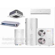 空气能热泵热水器的工作效率介绍
