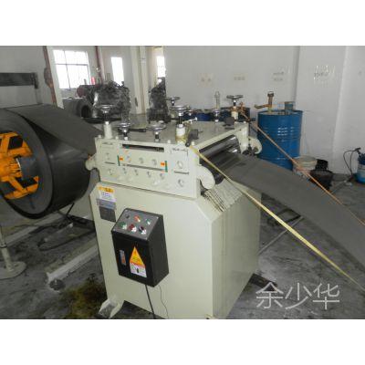 上海厚板材料矫平机、500宽不锈钢材料整平机