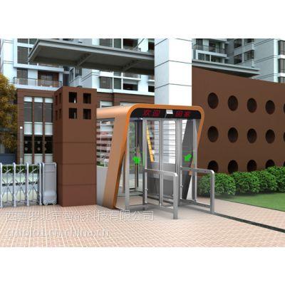 北京西莫罗人行通道出入口闸机双门互锁IPM1000