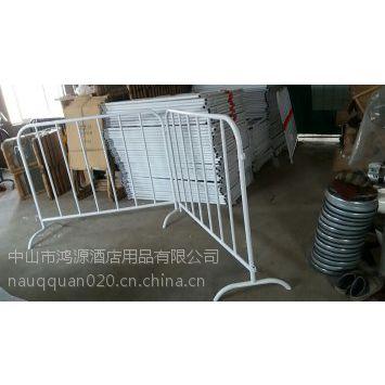 铁马护栏租赁,南京白色铁马出租