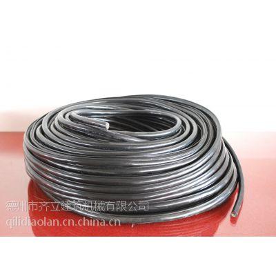 电动吊篮电缆/红色电缆/耐高温低温电缆/15621305858